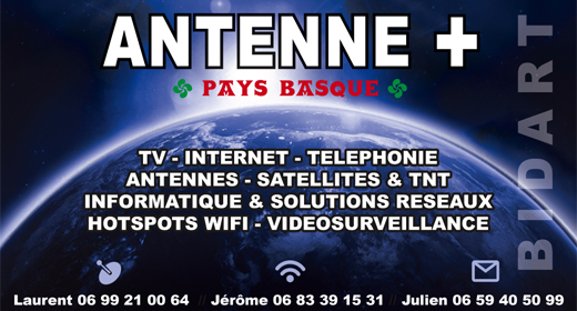 Antenne + Pays Basque